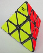 Meffert's Pyraminx negro