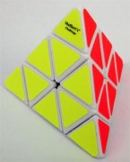 Meffert's Pyraminx blanco