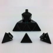 MoYu Pyraminx negro piezas